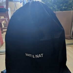 Matt & Nat gift bag